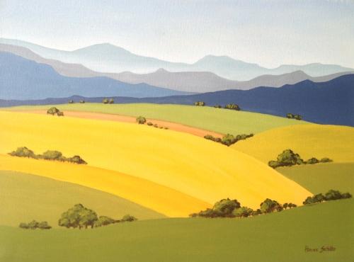 Painting: Hannes Scholtz
