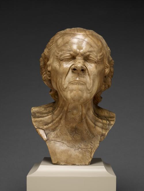 Sculpture by Franz Xaver Messerschmidt [German, 1736 - 1783], J.Paul Getty Museum